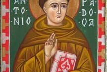 Antonio da Padova / icone di Sant'Antonio da Padova