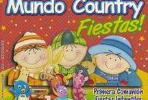 Revistas para fiestas infantiles