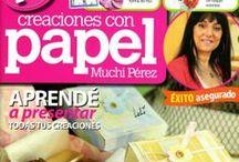 Revista-Creaciones en papel