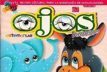 Revista - Dibujar Ojos