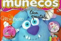 Revista-Muñecos de tela