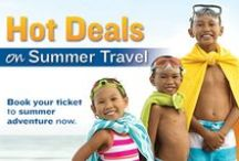 Travel is our Deal! / The newest deals we have to offer!