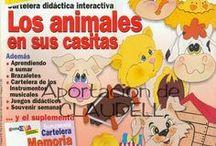 Revistas de manualidades- Didácticas