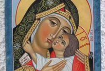 Madre di Dio della Bucovina / icone della Madre di Dio della Bucovina