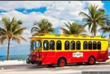 Featured Destination: Fort Lauderdale and SE Florida / Things to do in Fort Lauderdale, Miami, and Key West, FL! If you want to share your best #fortlauderdale, #miami, and #keywest tips, email us at pinterest@allegiantair.com to become a contributor!