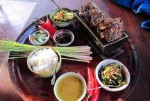 Food & Drink in Bali / Experience authentic Balinese cuisine and excellent international restaurants.