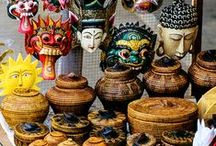 DIY & Crafts in Bali / Authentic Balinese arts and crafts + DIY ideas from Bali.