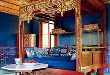 Home Decor in Bali / Explore typical home decor from the island of Bali.