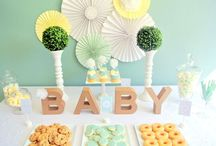 it's a baby party!