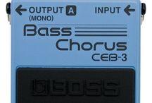 BASS & GUITAR BOXES / Guitar/bass