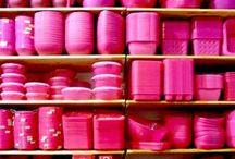 Roze / kleurinspiratie: alles roze