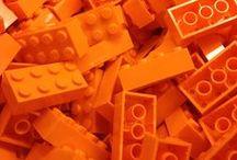 Oranje / kleurinspiratie: alles oranje