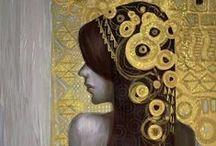 [501] / Gustav Klimt & Style
