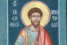 San Giacomo Apostolo / Icone  di San Giacomo Apostolo