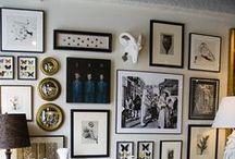 Inspirations   Gallery Walls