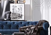 INTERIOR IDEAS / Have a look at our Interiors Ideas board, get inspired and repin your favourites!