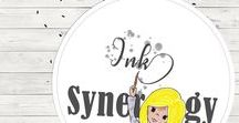 Synergy Ink layouts