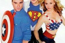 Big Bang Theory  / Shirts and more about big bang!