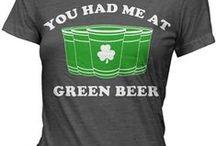 Beer Drinking Shirts