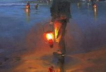 Fire & Lights