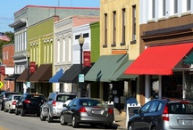 #MainStreet / Ideas for promoting community and pictures of Main Street from across America.