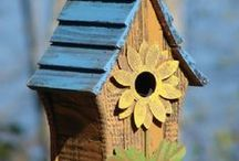 Unique Bird Houses / Bird watching is a very favorite pastime for many people, and since bird houses can also be highly decorative items, it makes sense to get the right kind of bird house for both the birds you want to watch and for your outdoor décor as well. We have a very versatile selection of bird houses to choose from, and our bird houses can be made to look like a Victorian home or a work of modern art, so no matter your bird watching needs, you can get it here.