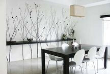 wallpaper / interior design