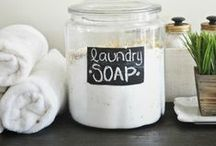 Laundry Tips and Recipes