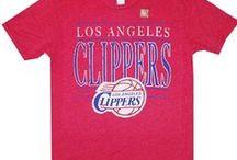 Men's NBA tees / Vintage look basketball tee shirts for hoop fans!