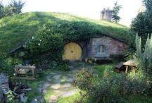 hobbit home...