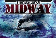 """Battle of Midway"" Board game / ""Battle of Midway"" Board game by Historical Board Gaming http://www.historicalboardgaming.com/Battle-Of-Midway-Boxed-Edition_p_1567.html"
