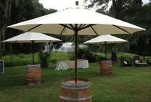 Fun With Wine Barrels / Cool things to do with wine barrel! Furniture, displays, art and more!
