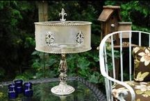 Candle Holders & Lanterns / Enlighten your garden with these unique candle holders, tea light holders and outdoor lanterns. We offer both traditional and modern style, as well as Asian style. Everyone of them can be a charming addition to any garden, gazebo, deck, or patio.