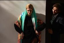 Kinloch Foulard for Women / Aesthetic research to mix silk and love, dreams and cachemire, beauty and fairytales