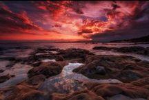 Sunsets & Sunrises / Sunsets, Sunrises, Landscape Photography