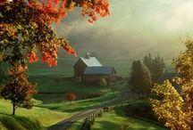 inspiring  landscapes / Landscape Photography