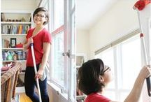 House Cleaning Tips & Tricks / House cleaning tips and tricks for your home for the best housekeeping and homemaking.