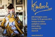 Kinloch at Pitti Uomo 2015 / Kinloch is attending the 87th Italian fashion festival of Pitti Uomo. Pitti Uomo stands as one of the most prestigious event in the Italian fashion scenario.