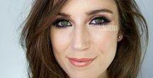 Tutoriales - Maquillaje - Sonorona / Visita mis vídeos en YOUTUBE! https://www.youtube.com/user/Sonorona