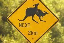 Land Of AUS / places in Austalia & Victoria