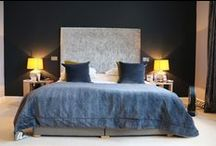 Headboards / We work with an amazing company that supply's our head boards and makes whatever the customer desirers.