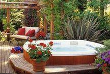 Hot Tub and Spa Ideas