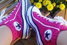 socks and slipper