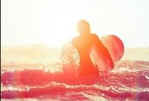 Seaside... / by Mina Malina