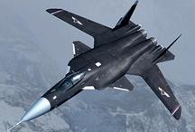 Sukhoi SU-47 Berkut Sightings / by Arbitrary Handle