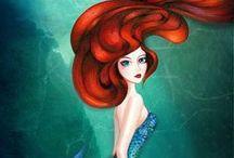 Mermaids in Art