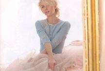 Tulle Ballerina Skirts Trend  / Floaty, ballet, tulle, net, tutu, petticoat skirts are all the fashion.