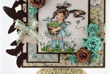 Elisabeth Bell / by Whimsy Stamps