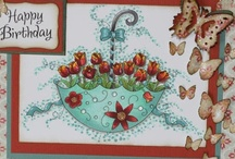 StampArt Design by Kathryne / by Whimsy Stamps