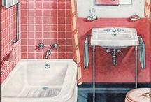 bathroom / by eve leitzsey